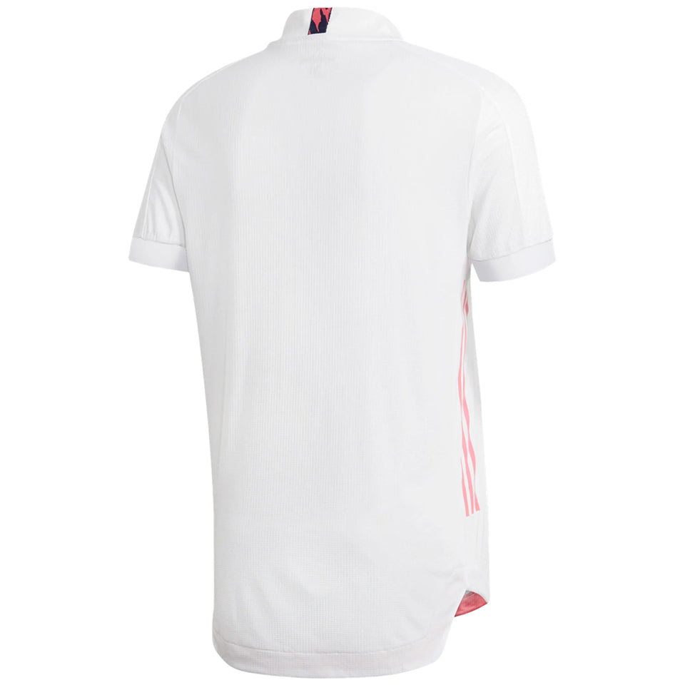 adidas Men's Real Madrid 20/21 Authentic Home Jersey White