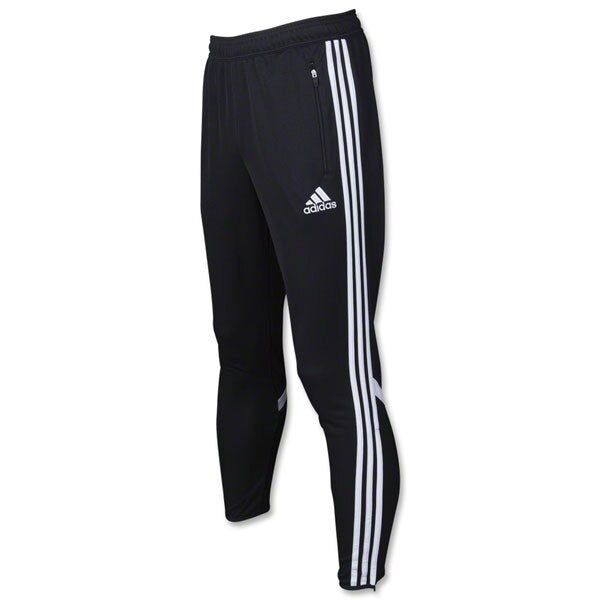 adidas Men's Condivo 14 Training Soccer Pants Black/White