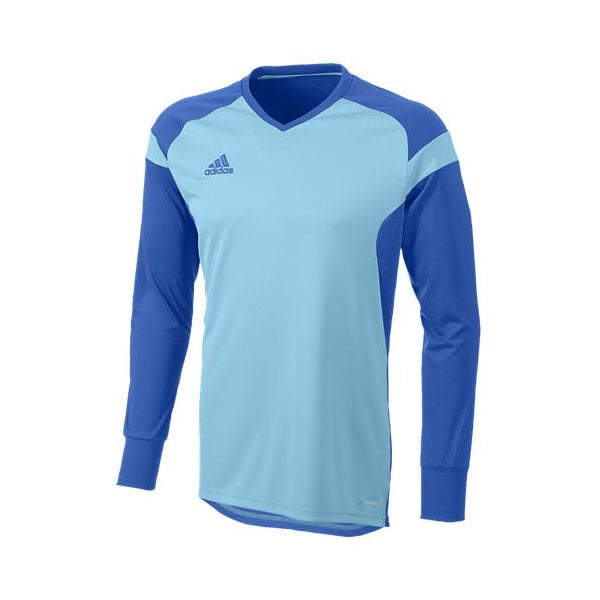 adidas Youth Precio 14 Goalkeeper Jersey Clear Blue