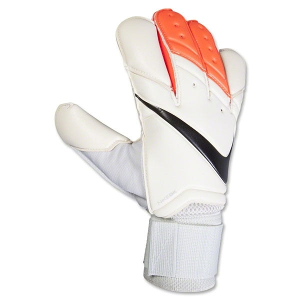 Nike Men's Goalkeeper Vapor Grip3 Goalkeeping Gloves White