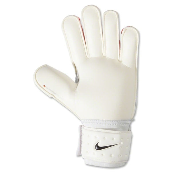 Nike Men's Goalkeeper Spyne Pro Gloves White/Red