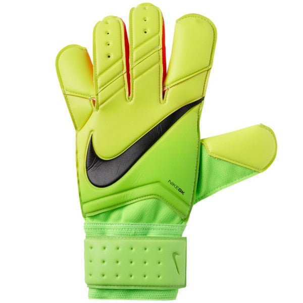 Nike Men's Vapor Grip 3 Goalkeeper Gloves Electric Green/Volt/Black