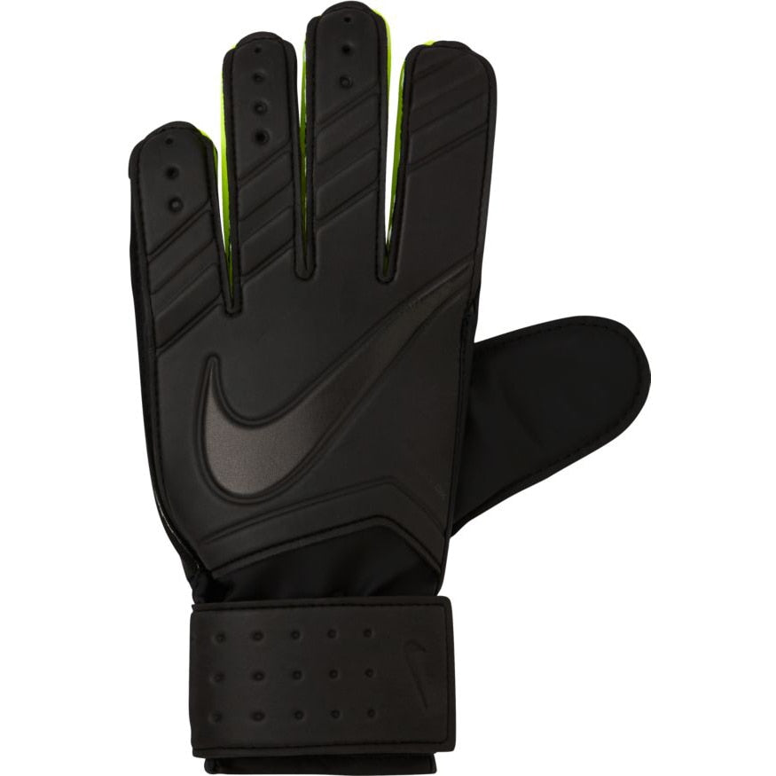 Nike Men's Match Goalkeeper Gloves Black/Black