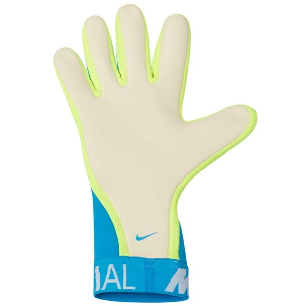 Nike Men's Mercurial Touch Victory Goalkeeper Gloves Blue Hero/White