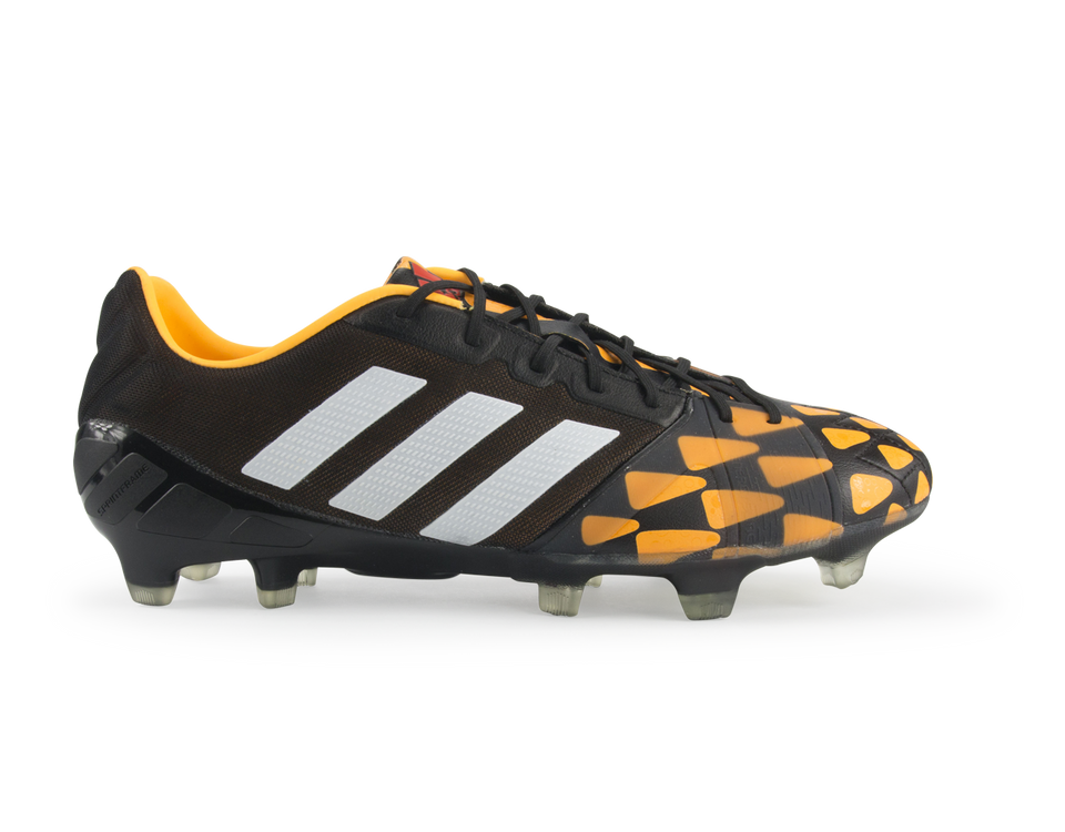 adidas Men's Nitrocharge 1.0 TRX FG Core Black
