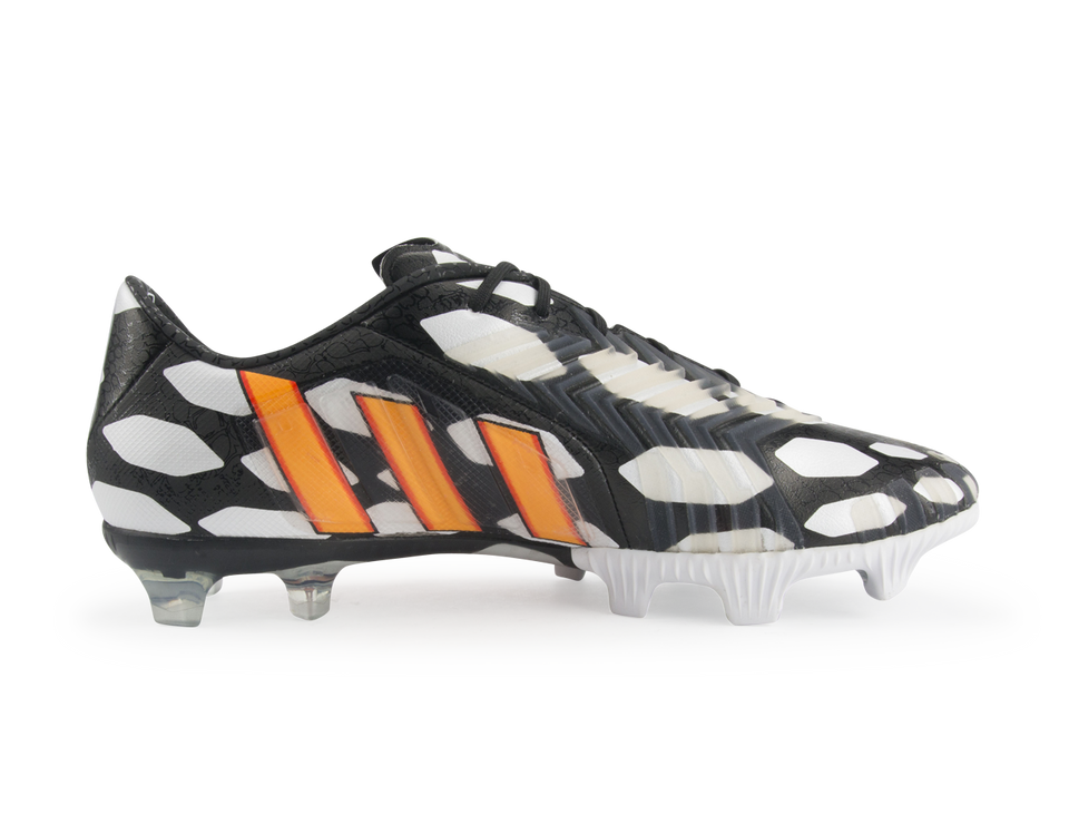 adidas Men's Predator Instinct FG (Battle Pack) Black/Running White
