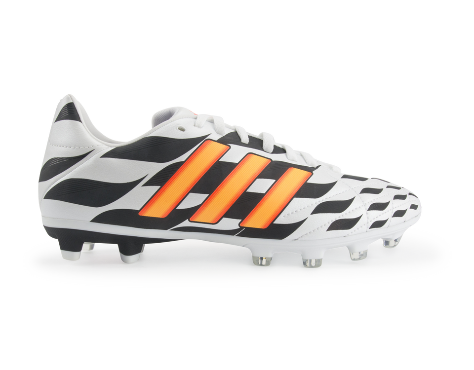 adidas Men's 11Nova TRX FG (Battle Pack) Black/Running White