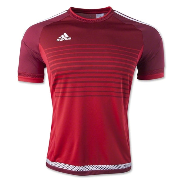 adidas Men's Campeon 15 Training Jersey Burgundy
