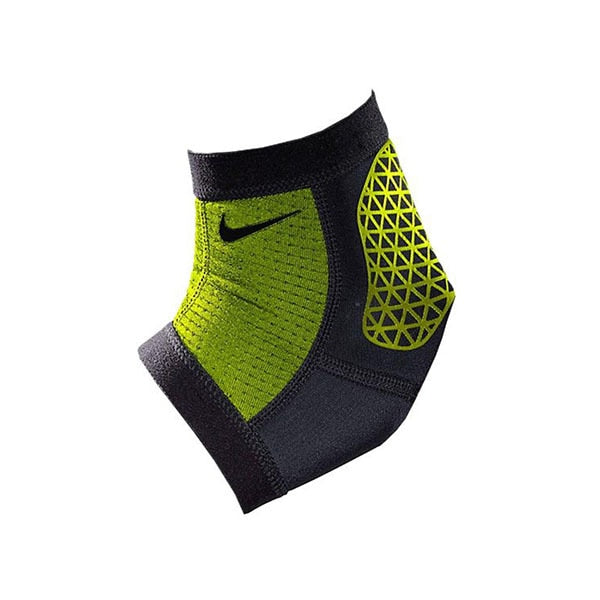 Nike Pro Combat Ankle Sleeve Volt