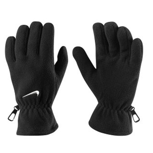 Nike Fleece Field Player Gloves Black