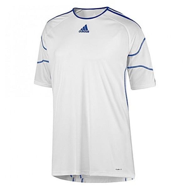 adidas Kids Registra Taining Jersey White/Blue