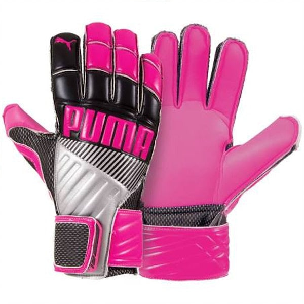 PUMA Men's Goalkeeper Gloves Pink
