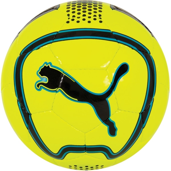 PUMA Power Futsal Ball Saftey Yellow