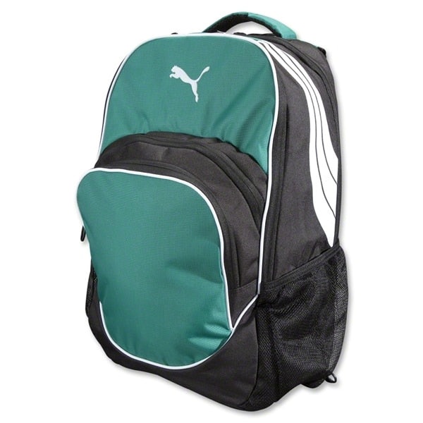 PUMA Team Sport Formation Ball Backpack Green