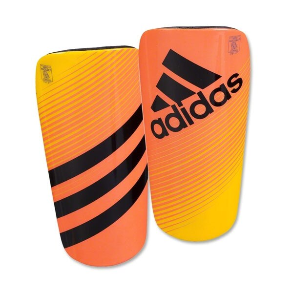 adidas Ghost Guard Shin Guards Black/Solar Gold