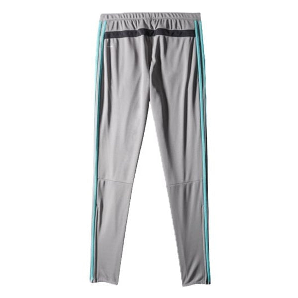 adidas Women's Tiro 15 Soccer Training Pants Light Onix/Mint