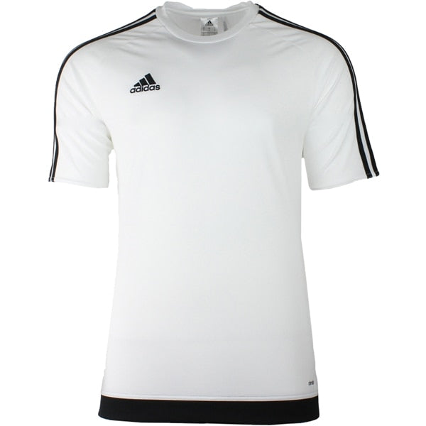 adidas Men's Estro 15 Jersey White/Black