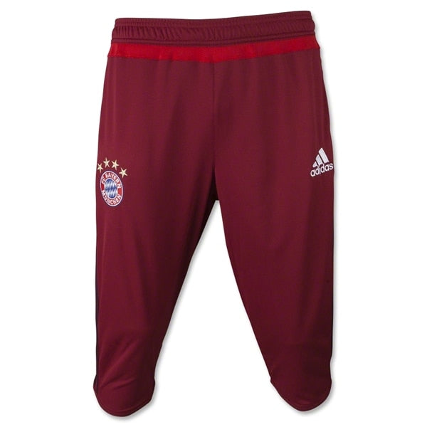 adidas Bayern Munich  3/4 Training Pants FCB True Red