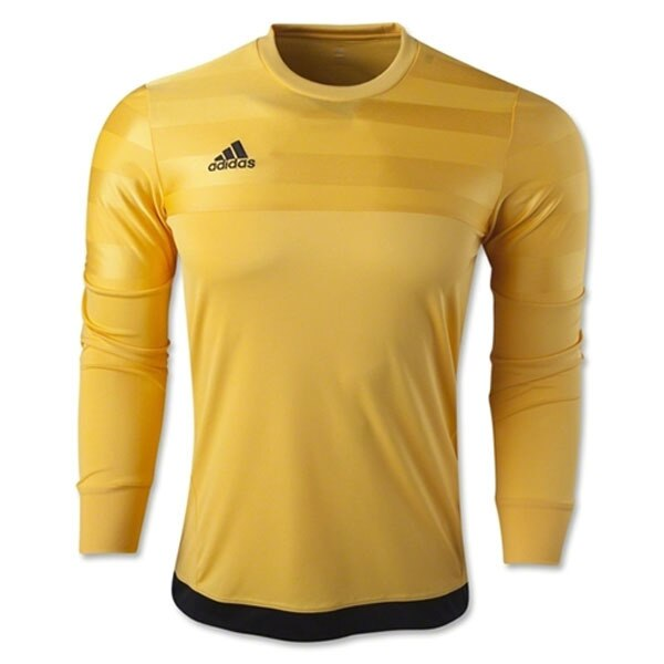 adidas Men's Entry 15 Goalkeeper Jersey Gold/Black