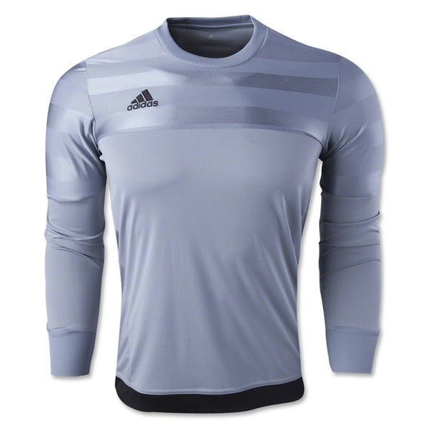 adidas Kids Entry 15 Goalkeeper Jersey Grey