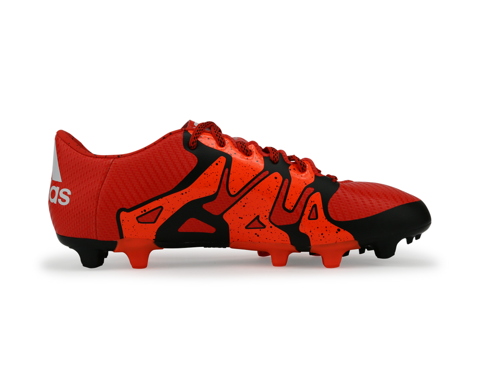adidas Men's X 15.3 FG/AG Bold Orange/White