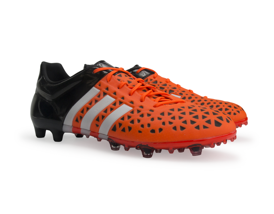 adidas Men's ACE 15.1 FG/AG Solar Orange