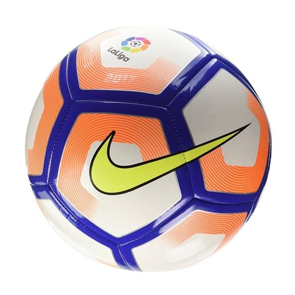 Nike Pitch La Liga 16/17 Ball White/Orange/Blue/Black