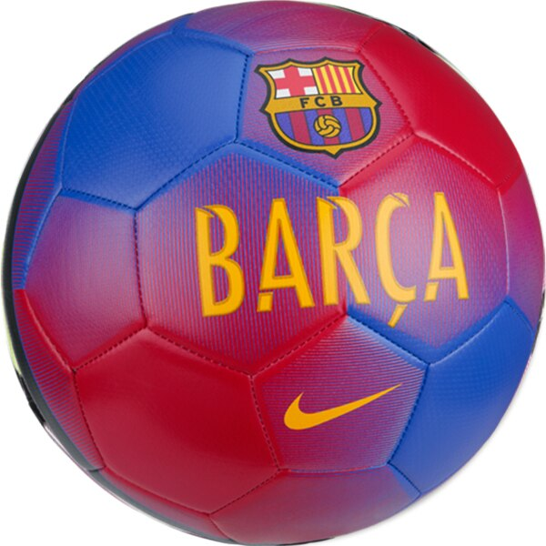 Nike Barcelona Prestige Ball Game Royal/Prime Red/UniveersityGold