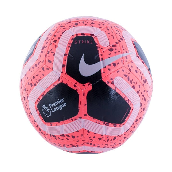 Nike Premier League Strike Ball Racer Pink/Black/White