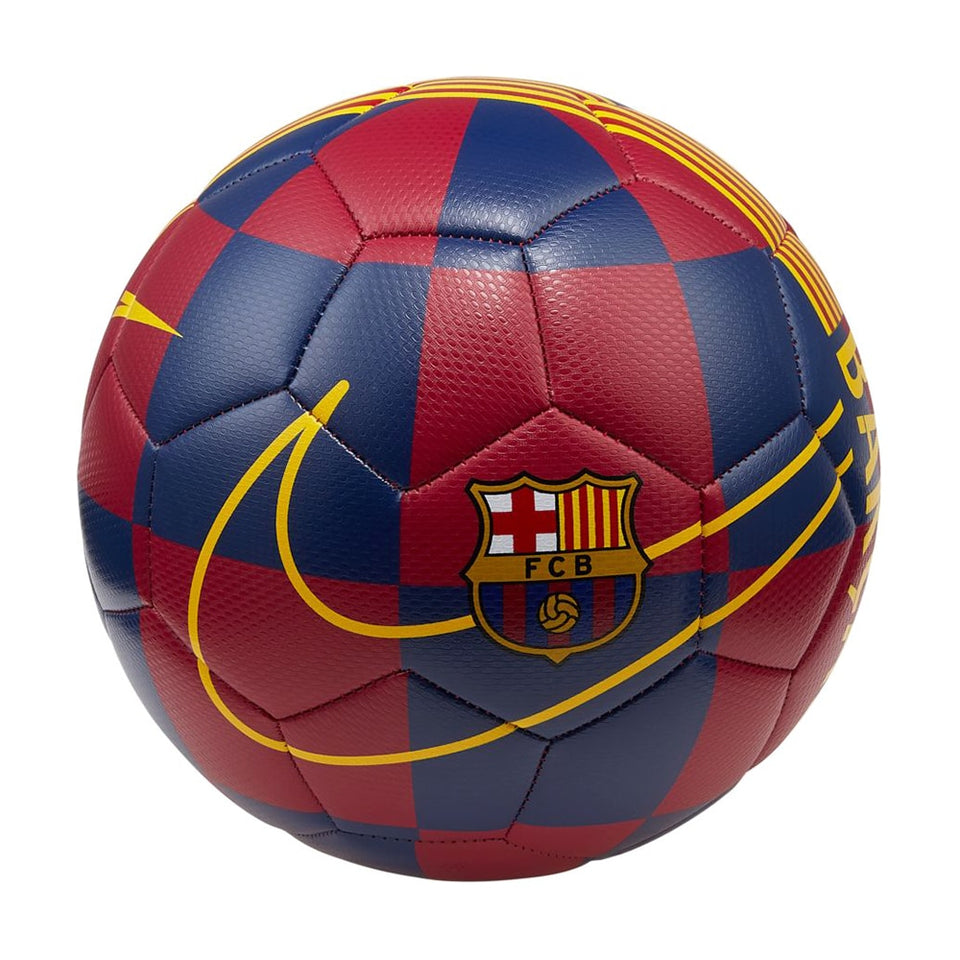 Nike FC Barcelona Prestige Ball Deep Royal/University Gold