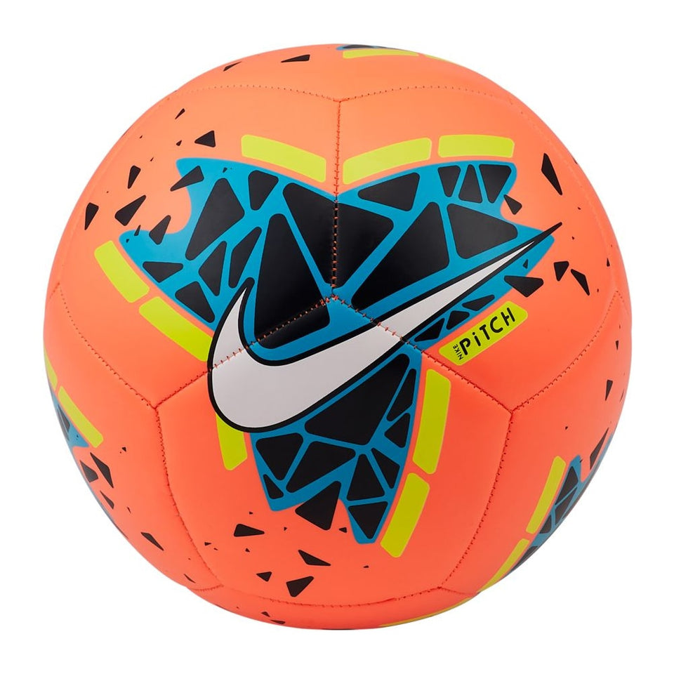 Nike Pitch Ball Bright Mango/Obisdian/Volt