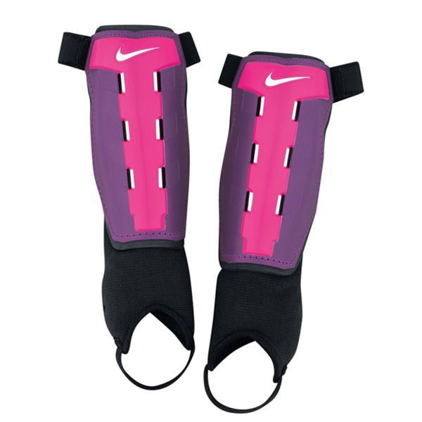 Nike Kids Charge Shinguard Bold Berry/Pink Flash/White