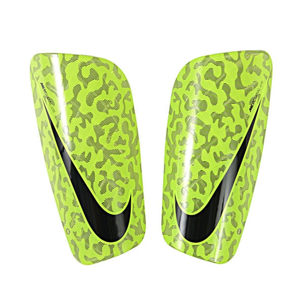 Nike Mercurial Lite Shin Guards Midnight Fog/Black/Volt