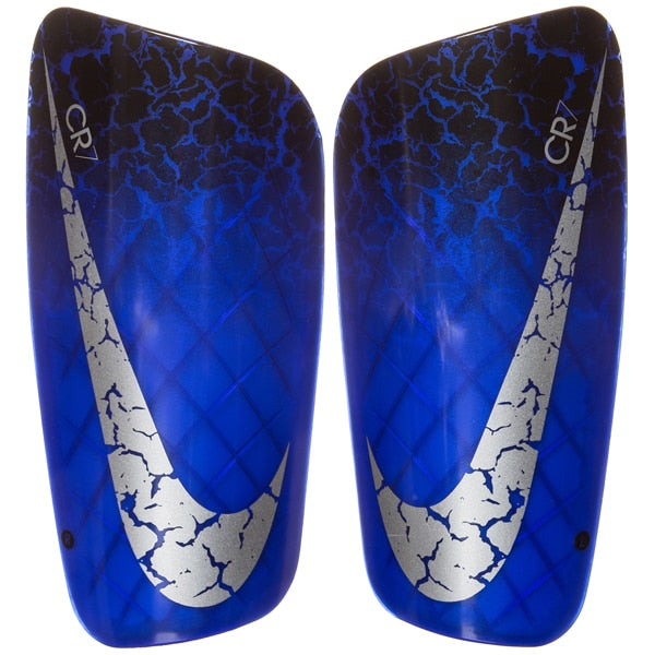 Nike Mercurial Lite Shin Guards CR7 Deep Royal/Black/Silver