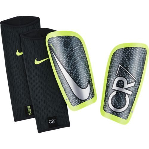 Nike Mercurial Lite CR7 Shinguard Seaweed/Voltage Green/White