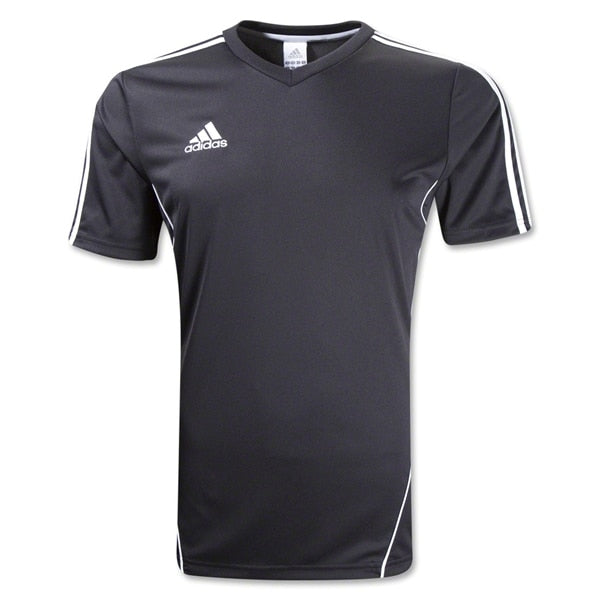 adidas Kids Estro 12 Training Jerseys Black/White