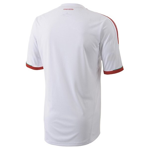 adidas Mexico 13/14 3rd Jersey White/Red/Light Gold