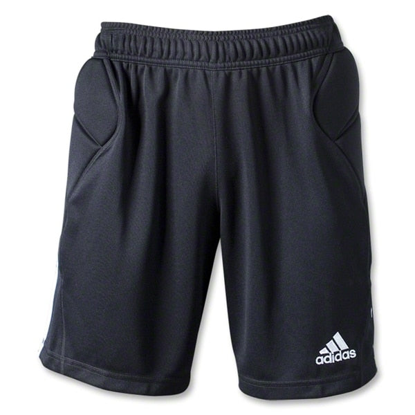adidas Youth Tierro13 Goalkeeper Shorts Black/White