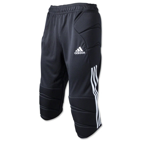 adidas Men's Tierro13 Goalkeeper 3/4 Pants  Black/White