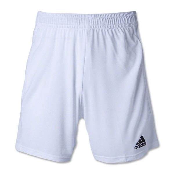 adidas Men's Squad 13 Soccer Shorts White