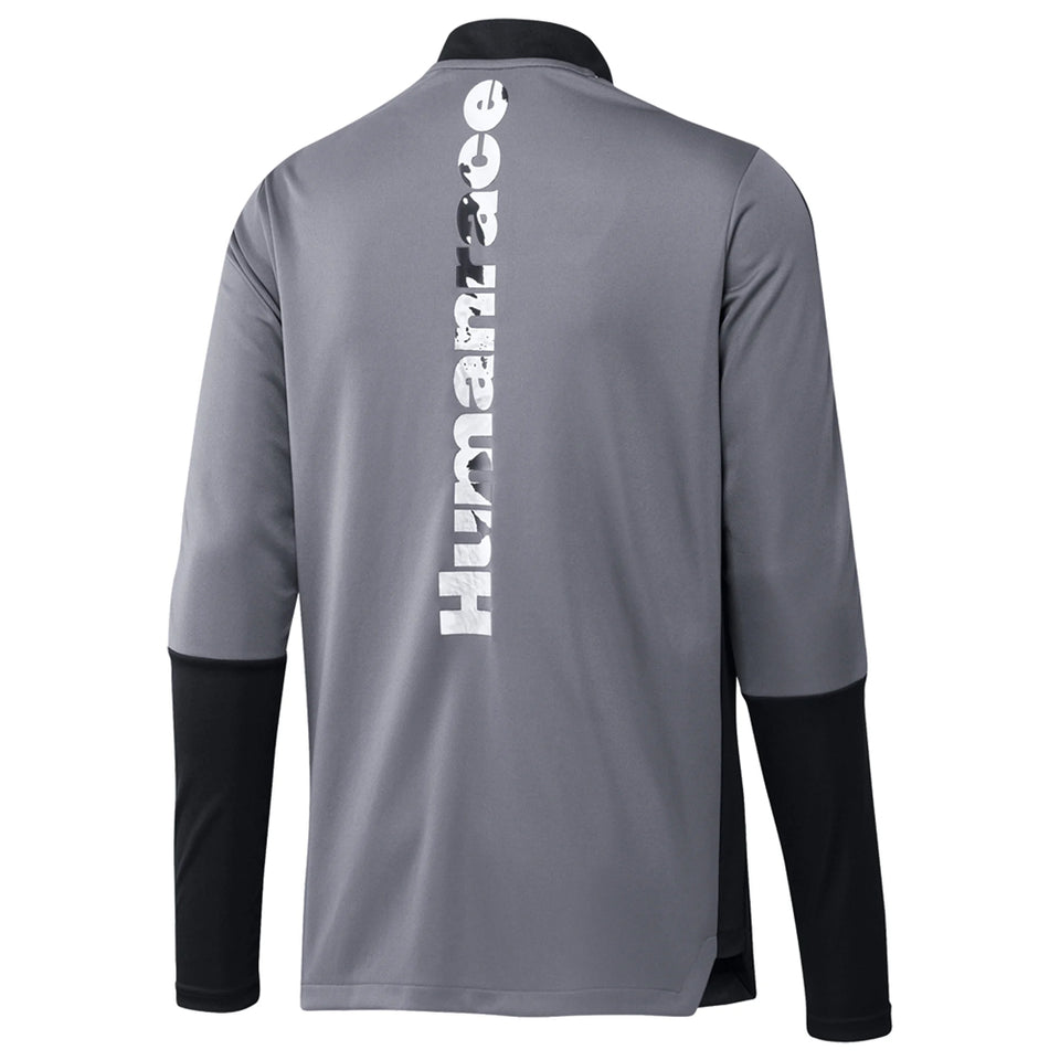 adidas Men's Real Madrid Human Race Training Top Back