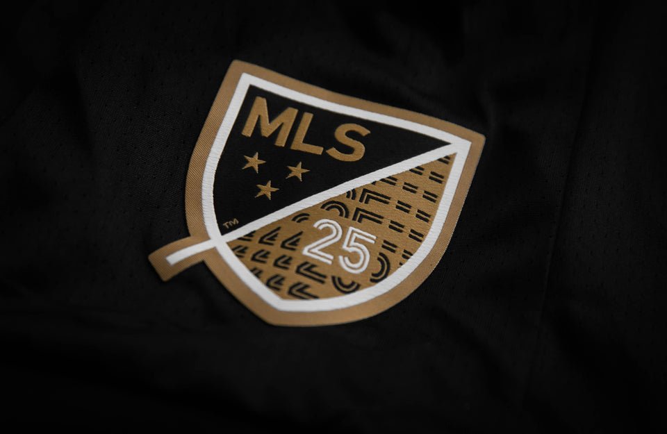 adidas Men's LAFC 2020 Authentic Home Jersey Black/Gold