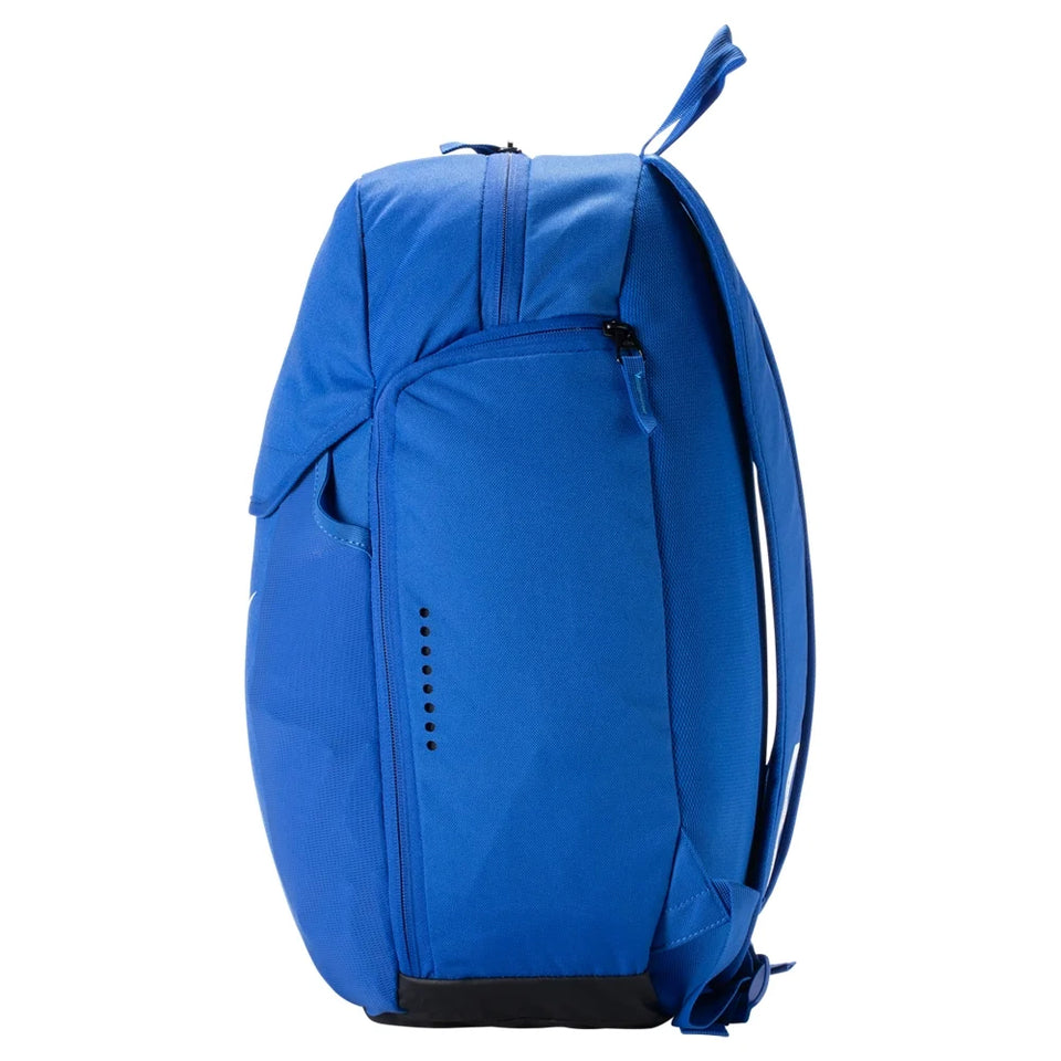 Nike Academy Team Backpack Game Royal Side View
