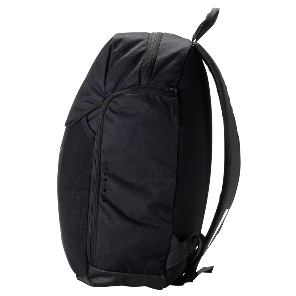 Nike Academy Team Backpack Black/White Side View