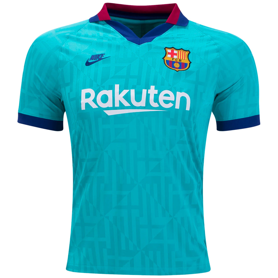Nike Men's FC Barcelona 2019/2020 Third Jersey