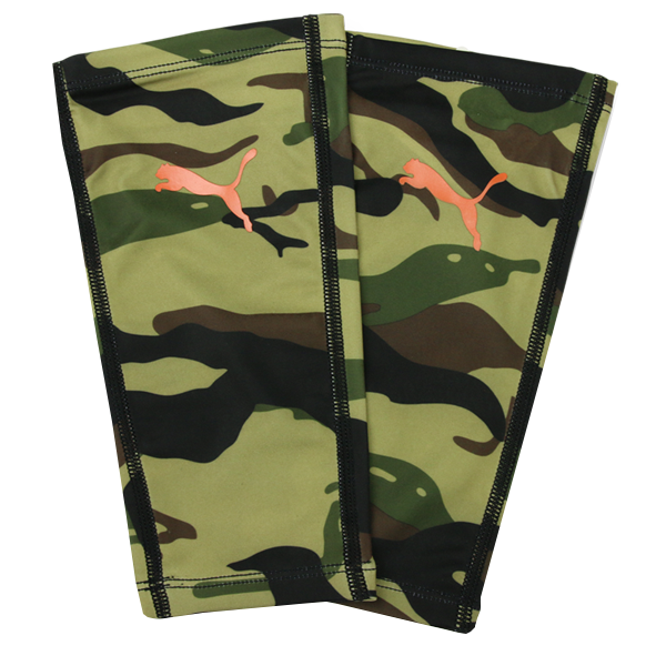 PUMA Men's PowerSkin Neon Jungle Sleeve Camo
