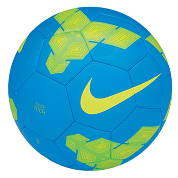 Nike Pitch Ball Blue/Electric Green/Volt