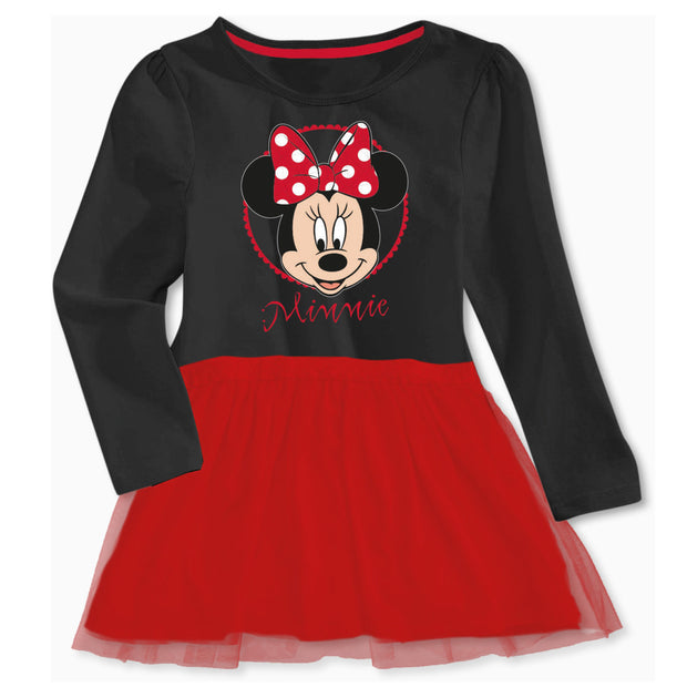Officiel kjole med Disney Minnie