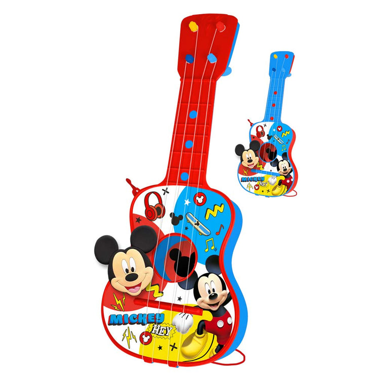 Disney Mickey  guitar med 4 strenge