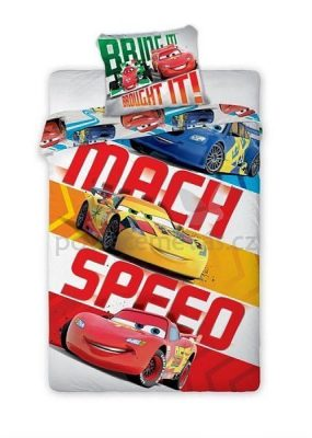 Disney Cars sengetøj i smart design